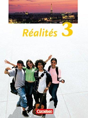 Réalités - Aktuelle Ausgabe / Band 3 - Schülerbuch,