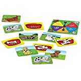 Enlarge toy image: Orchard Toys Spotty Dogs Game