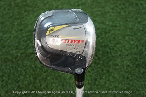 Price comparison product image Nike Sq Dymo 2 Quad Keel Right-Handed Fairway Wood Graphite Ladies 21°