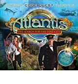 [( Code Quest: Atlantis )] [by: Mary-Jane Knight] [Aug-2012]