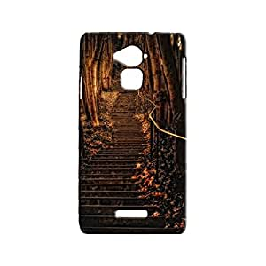 BLUEDIO Designer Printed Back case cover for Coolpad Note 3 - G7151