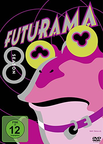 Futurama - Season 8 [2 DVDs]