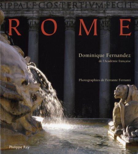 Rome par Dominique Fernandez