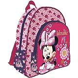Minnie Mouse Licencia Mochila Infantil, 42 cm, Multicolor