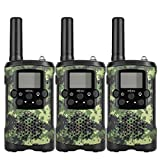 Greaval Kids Walkie Talkies Toys for 3 4 5 6 7 Year Old