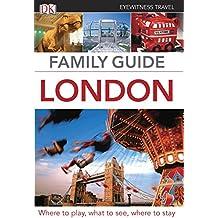 Eyewitness Travel Family Guide London (DK Eyewitness Travel Family Guides)