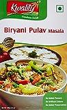 Kwality Biryani Pulav Masala, 100g