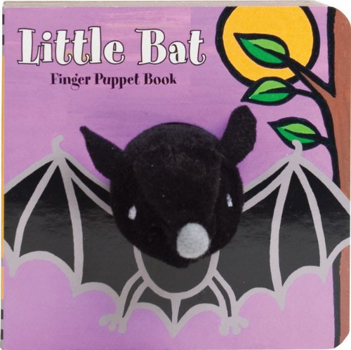 Little Bat: Finger Puppet Book (Finger Puppet Boardbooks)