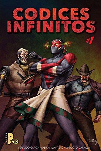 Codices Infinitos 1 por Fabian Ramirez Quintero