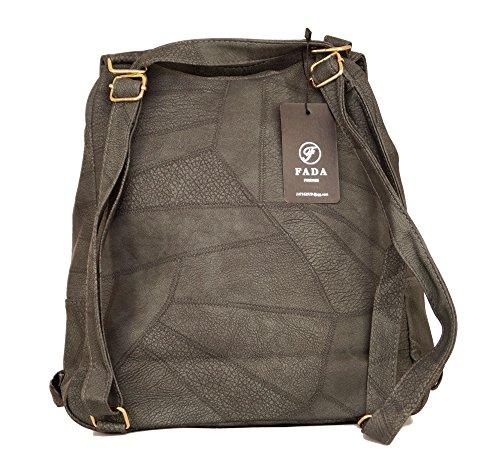 Kleidung & Accessoires Tasche Damentasche Shopper Rucksack Schultertasche Cityrucksack Bags Elegant
