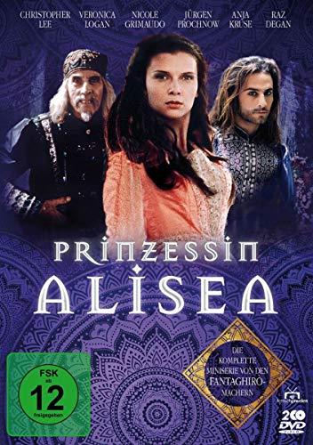 Prinzessin Alisea - Die komplette Miniserie [2 DVDs]