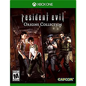 Resident Evil Origins Collection – Xbox One Standard Edition by Capcom