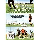 Komplette Fußball - Trainingspläne   Torabschluß + Spielgestaltung + Taktik