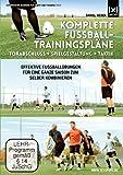 Komplette Fußball - Trainingspläne | Torabschluß + Spielgestaltung + Taktik für Komplette Fußball - Trainingspläne | Torabschluß + Spielgestaltung + Taktik