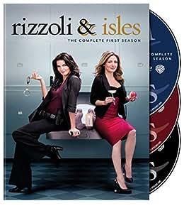 Rizzoli & Isles: Complete First Season [DVD] [Region 1] [US Import] [NTSC]