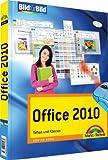 Office 2010 - Mit Bildern lernen: Sehen und Können (Bild für Bild)