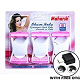 Best Razor Women - Maharsh Enterprise Max Disposable Body & Bikini Shaving Review