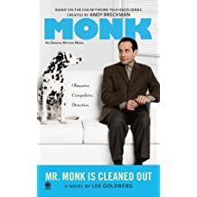 Mr. Monk is Cleaned Out (Mr. Monk Mysteries)