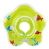 Annein Kleinkind Kinder Schwimmender Schwimmen Ring Aufblasbarer Baby Schwimmring Kommt by (Grün)