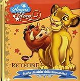 Scarica Libro Il re Leone Sogni d oro Ediz illustrata (PDF,EPUB,MOBI) Online Italiano Gratis
