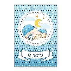 Idea Regalo - Biglietto Auguri Nascita Bimbo È Nato