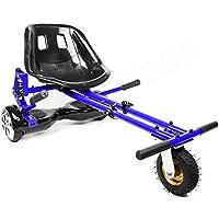 Enyaa Nouveau modèle de style 2018Hoverkart réglable avec suspension pour 6,5825,4cm Hoverboard Accessoires Smart Scooter électrique Go Karting Kart pour adultes enfants les plus récents Plus sûre Modèle avec suspension