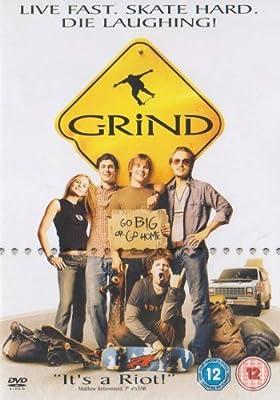 Grind [DVD] by Mike Vogel
