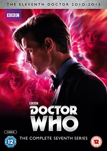 Doctor Who - Complete Series 7 Box Set (repack) [5 DVDs] [UK Import]