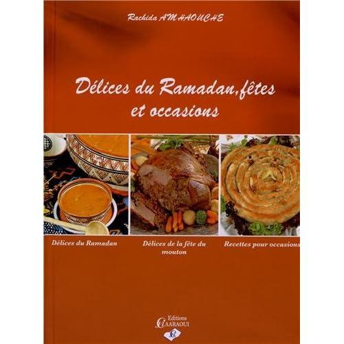 Délices du Ramadan Fêtes & Occasions