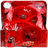 Perpetual Bliss Fancy Disney Theme Kids Dinner Set With Three Slots / Bowl / Glass / Spoon & Fork / Return Gifts For Kids Birthday Party (for More Gifts Search For Perpetual Bliss)