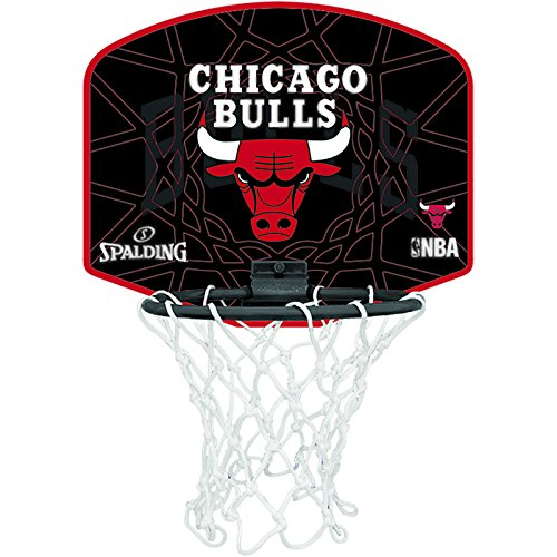 Spalding Miniboard Chicago Bulls, Mehrfarbig, One size, 3001588011317