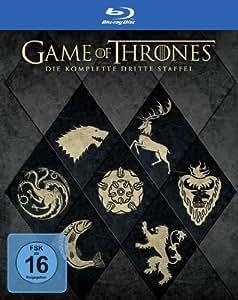 Game of Thrones Staffel 3 (Digipack) (exklusiv bei Amazon.de) [Blu-ray] [Limited Edition]