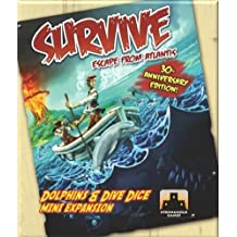 Survive! Dolphins and Dive Dice