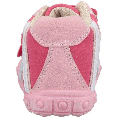 Playshoes Lauflernschuh Klettverschluß 141630, Mädchen Lauflernschuhe Pink (Pink18)