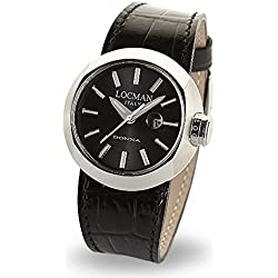 Women's Change One Black Ref 421 Watch 042100 gyfnk0psk-w-ks - Locman