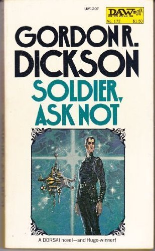 Cover of Soldier, Ask Not (Dorsai 2)