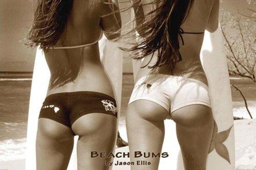 Empire 175496 Beach Bums, Jason Ellis Sexy erotik girls Poster - 91.5 x 61 cm