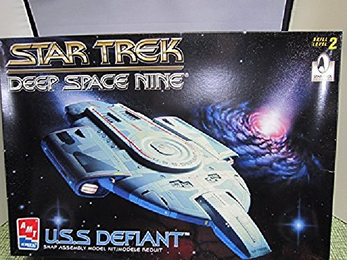 out-of-print-waren-1420star-trek-deep-space-nine-nx74205uss-kunststoff-modell