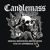 Candlemass: Epicus Doomicus Metallicus-Live a [Vinyl LP] (Vinyl)