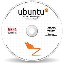 Ubuntu 17.04 Live - Desktop - 32 & 64 bits - DVD