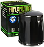 3x Filtro de aceite Harley Davidson XL 883 N Sportster Iron ABS 2015 Hiflo HF171B