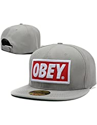Heder ysgmy Unisexe Outdoor Summer Camping Cotton Baseball OBEY Snapbacks Casquette