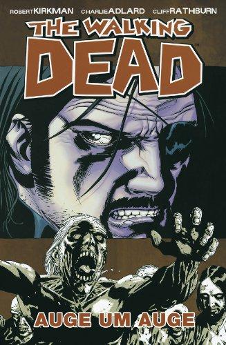 Livres Couvertures de The Walking Dead 08: Auge um Auge