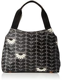 Womens Zip Holdall Travel Totes Luggage, 44x38x21 cm (W x H x L) Orla Kiely
