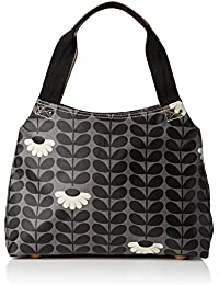Orla Kiely Women's Classic Zip Bag Shoulder Handbag, 10.9x25.5x35 cm (W x H x L)