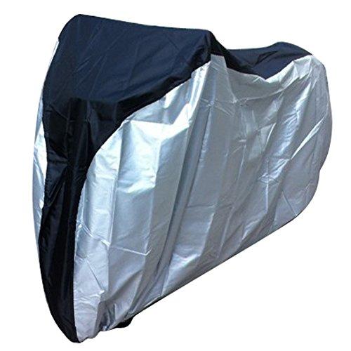 tininna Schutzhülle für Fahrrad Schutz Scooter Abdeckplane Regenschutz für Fahrrad-Bike Rain Cover Decken Wasserdicht XL -