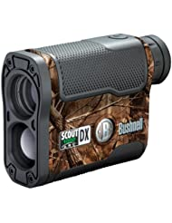Bushnell 202356 télémètre de chasse scout dx 1000arc camo