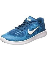 Nike Free RN 2017 (GS), Scarpe Running Bambina