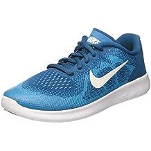 Nike Free RN 2017 (GS), Zapatillas de Entrenamiento Unisex Niños
