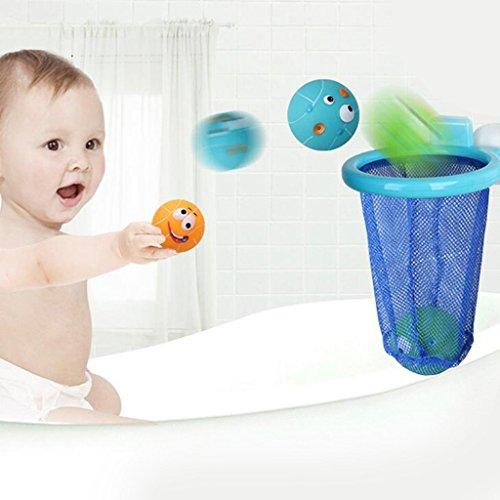 ay Wasser Basketball Shooting Spielzeug Badezimmer Pool Spielzeug ()